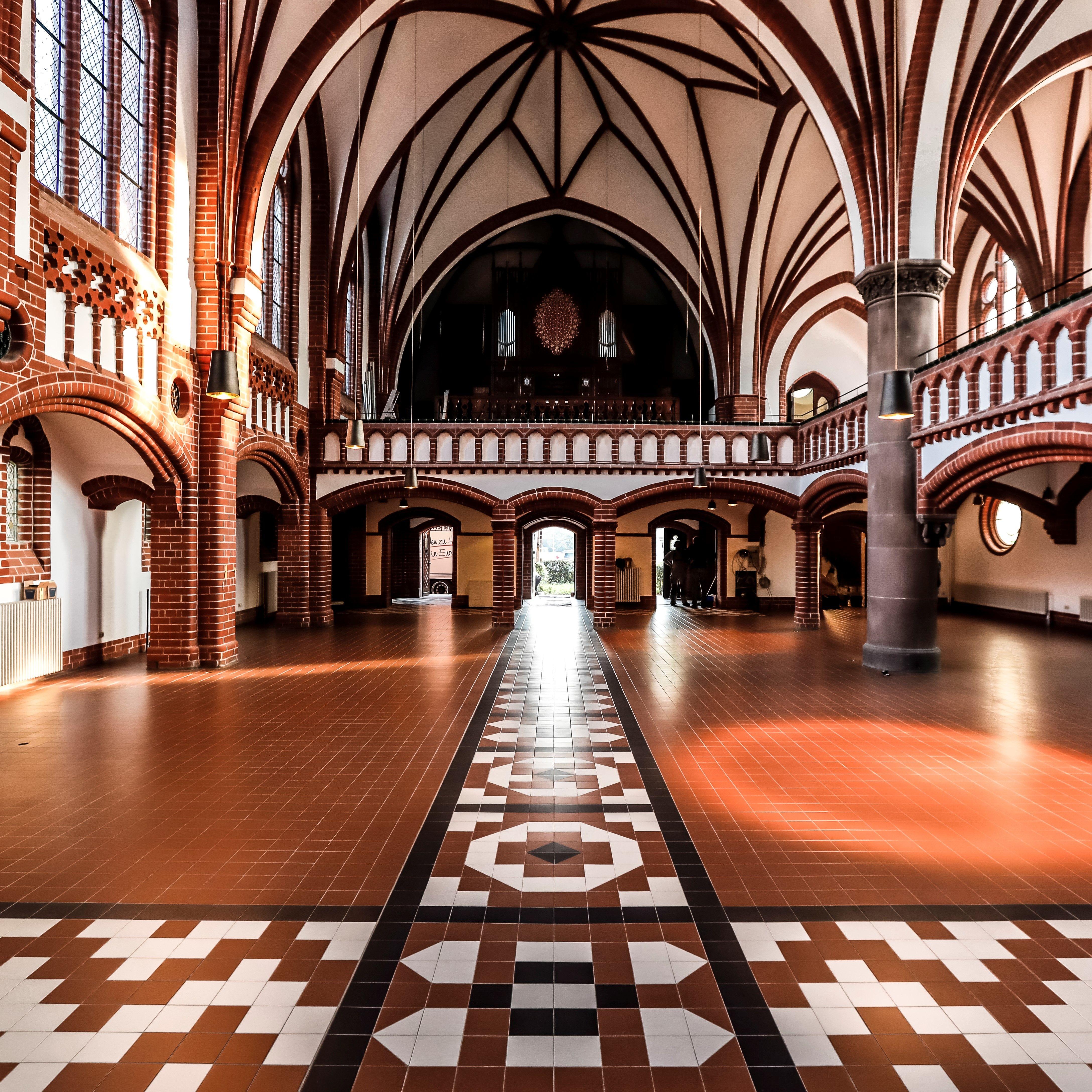 Rohbauarbeiten Ev.-Luth. St. Johanniskirche Misburg
